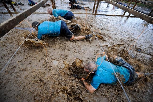 Mới đây, hàng trăm người đã cùng nhau đổ vềOxfordshire để tham gia cuộc thiTough Mudder nổi tiếng thế giới.