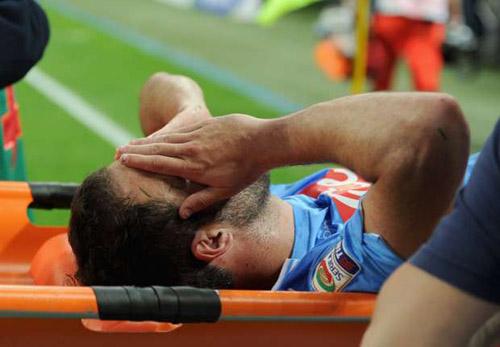 World Cup còn 46 ngày: Luca Toni, Totti hết cơ hội - 2