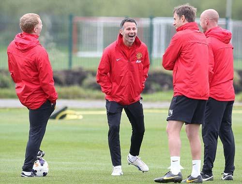 Giggs có thể trở thành Guardiola mới - 1