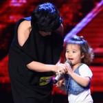 Ca nhạc - MTV - Vợ con MC Thành Trung thi X-Factor gây chú ý