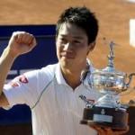 """Thể thao - BXH Tennis 28/4: """"Samurai"""" Nishikori nhảy vọt ấn tượng"""