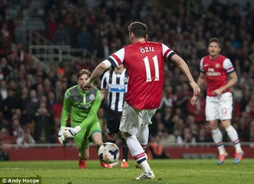 Arsenal - Newcastle: Củng cố tham vọng - 1