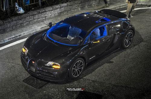 Bugatti Veyron Super Sport đầu tiên đến Hồng Kông - 2
