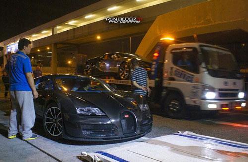 Bugatti Veyron Super Sport đầu tiên đến Hồng Kông - 12