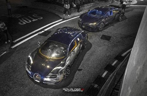 Bugatti Veyron Super Sport đầu tiên đến Hồng Kông - 15