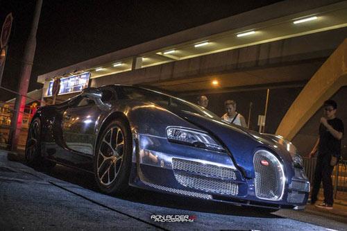 Bugatti Veyron Super Sport đầu tiên đến Hồng Kông - 3