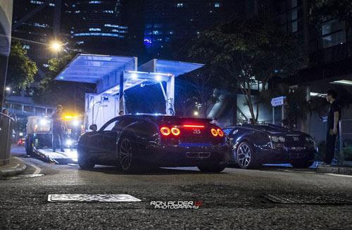 Bugatti Veyron Super Sport đầu tiên đến Hồng Kông - 4