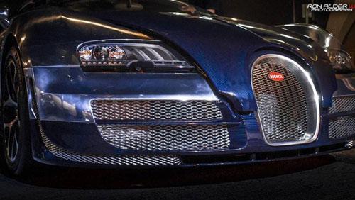 Bugatti Veyron Super Sport đầu tiên đến Hồng Kông - 5