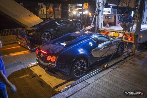 Bugatti Veyron Super Sport đầu tiên đến Hồng Kông - 6
