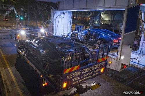 Bugatti Veyron Super Sport đầu tiên đến Hồng Kông - 7
