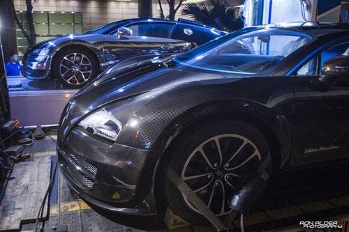 Bugatti Veyron Super Sport đầu tiên đến Hồng Kông - 8