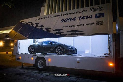 Bugatti Veyron Super Sport đầu tiên đến Hồng Kông - 9