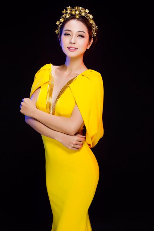 Jennifer Phạm xinh đẹp, quyến rũ bất ngờ - 6