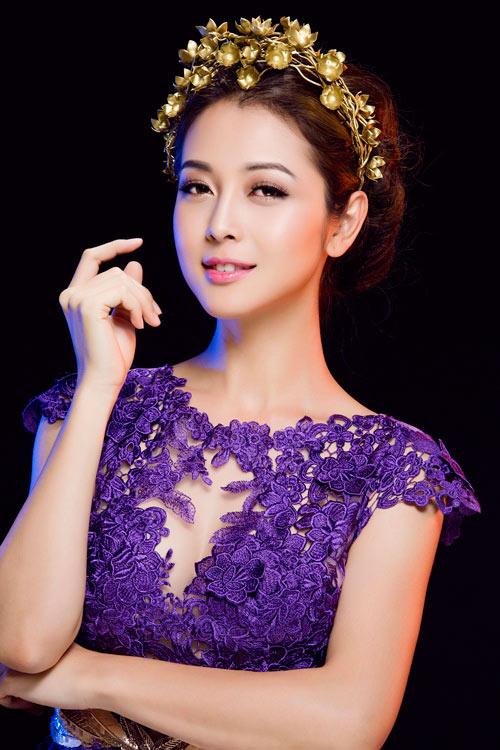 Jennifer Phạm xinh đẹp, quyến rũ bất ngờ - 4