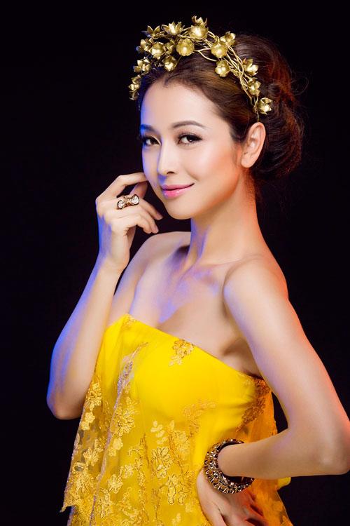 Jennifer Phạm xinh đẹp, quyến rũ bất ngờ - 1