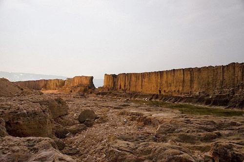 Bức tường chắn biển kỳ vĩ ở Lebanon - 2