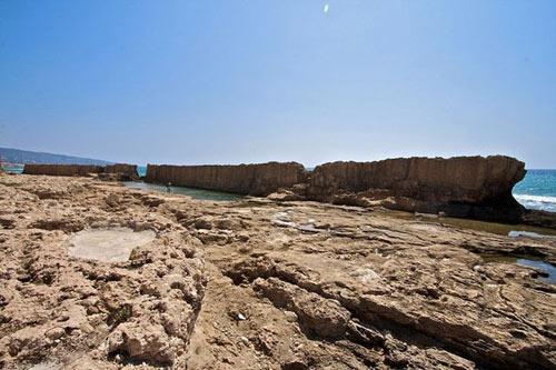 Bức tường chắn biển kỳ vĩ ở Lebanon - 5