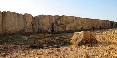 Bức tường chắn biển kỳ vĩ ở Lebanon - 4