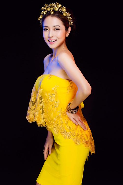 Jennifer Phạm xinh đẹp, quyến rũ bất ngờ - 2