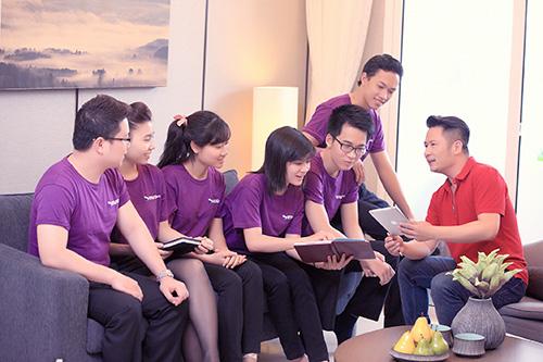 Bằng Kiều mời fan thăm quan căn hộ 5 sao - 2