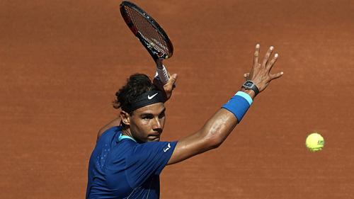 Nadal bắt đầu ở bên kia sườn dốc? - 1