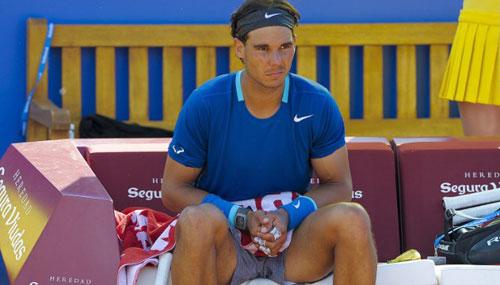 Nadal bắt đầu ở bên kia sườn dốc? - 2