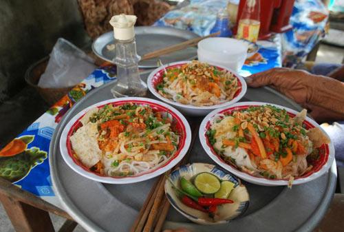 Làng Phú Chiêm cái nôi của mì Quảng - 2