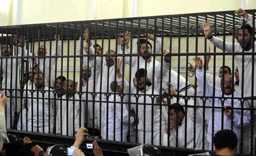 """LHQ """"sốc"""" vì Ai Cập kết án tử một lúc 683 người - 1"""