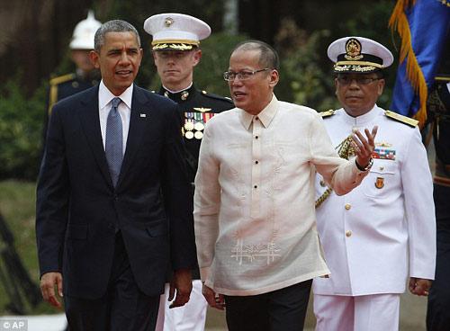 Dân Philippines phản đối việc quân Mỹ quay trở lại - 3