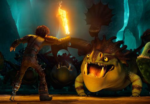 Cuộc chiến mới trong Bí Kíp Luyện Rồng 2 - 2