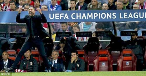 "Diego Simeone chính là ""Mourinho mới"" - 2"