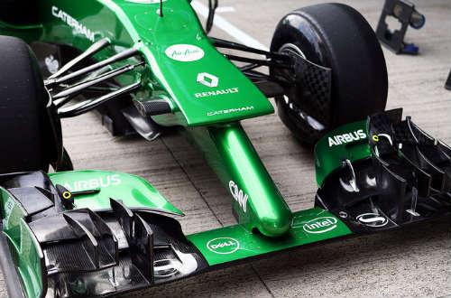 F1: Thiết kế mũi xe 2014 – Mỗi nhà mỗi cảnh (P2) - 4