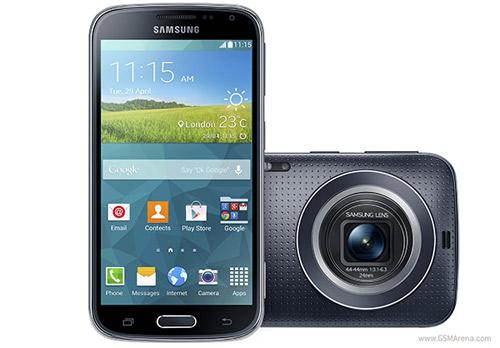 Samsung ra mắt Galaxy K Zoom, camera 20.7MP - 1