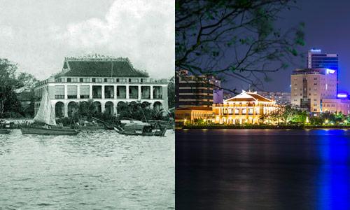 Chùm ảnh: Sự khác biệt giữa Sài Gòn xưa và nay - 10