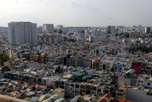 Chùm ảnh: Sự khác biệt giữa Sài Gòn xưa và nay - 16