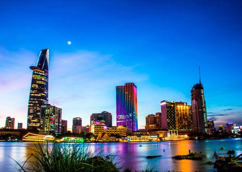 Chùm ảnh: Sự khác biệt giữa Sài Gòn xưa và nay - 18