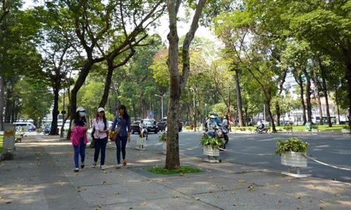 Chùm ảnh: Sự khác biệt giữa Sài Gòn xưa và nay - 21
