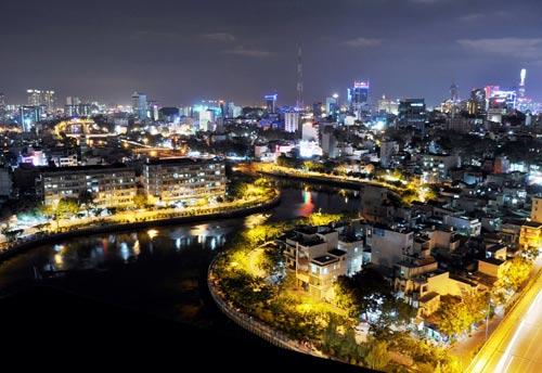 Chùm ảnh: Sự khác biệt giữa Sài Gòn xưa và nay - 3