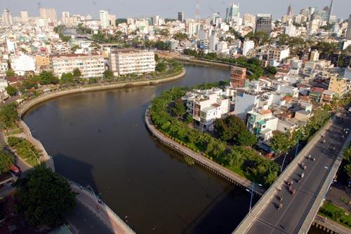 Chùm ảnh: Sự khác biệt giữa Sài Gòn xưa và nay - 4