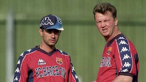 MU: Van Gaal cho hiện tại, Giggs để tương lai - 2