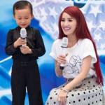Ca nhạc - MTV - Khánh Thy ngạc nhiên trước các tài năng nhí