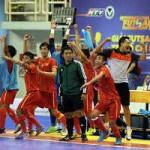 Bóng đá - ĐT Futsal VN ráo riết chuẩn bị cho VCK châu Á