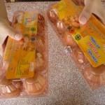 Thị trường - Tiêu dùng - Đủ loại trứng gà omega 3