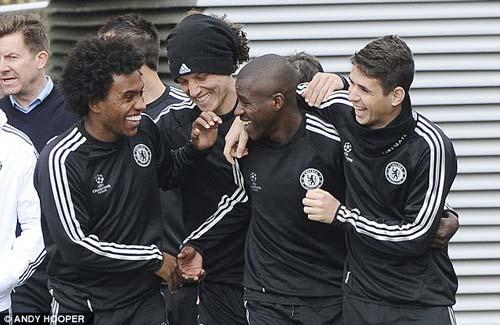 Hàng loạt trụ cột Chelsea trở lại - 5