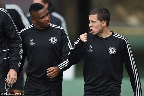 Hàng loạt trụ cột Chelsea trở lại - 2