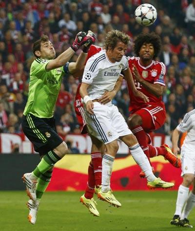 Hàng loạt kỷ lục từ trận Bayern - Real Madrid - 3