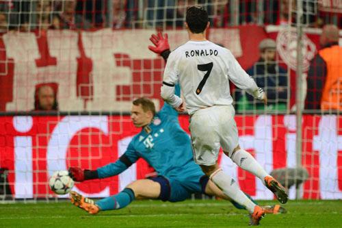 Hàng loạt kỷ lục từ trận Bayern - Real Madrid - 2