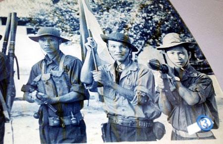 Những người lính dẫn xe tăng vào Dinh Độc Lập trưa 30/4 - 3