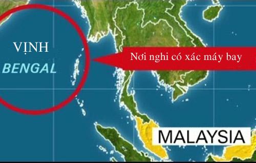 Úc bác tin tìm thấy MH370 ở vịnh Bengal - 1