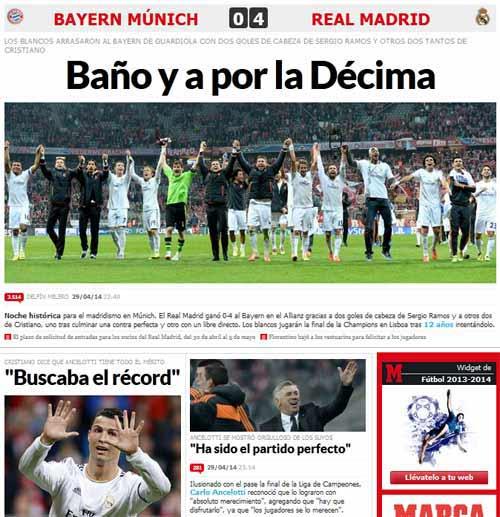 Báo chí Đức: Bayern đã bị làm nhục - 5